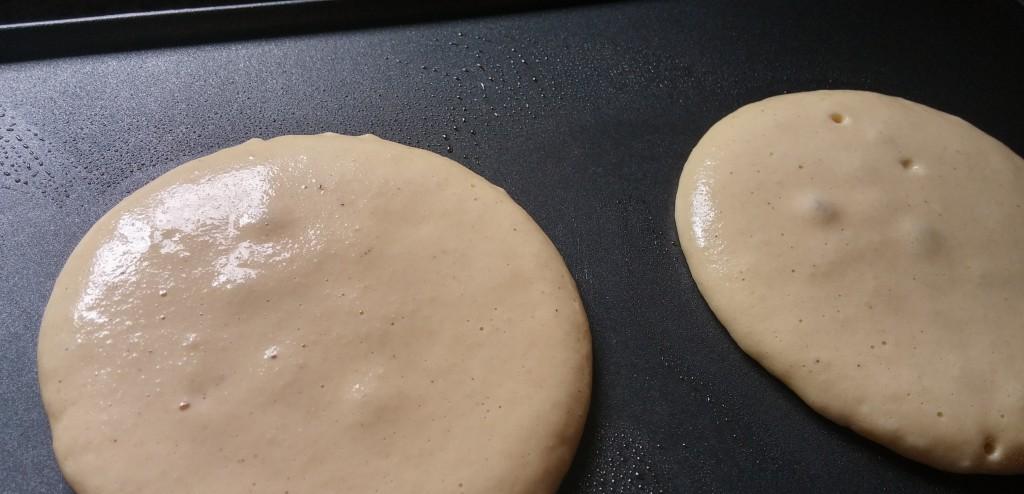 Keto Pancake Batter