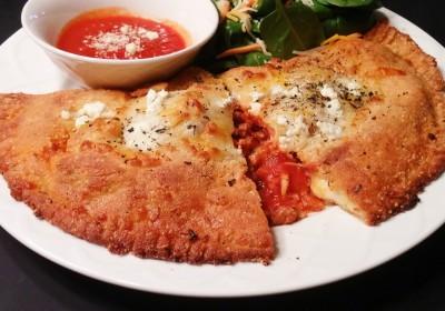 Keto (Calzone Crust Recipe