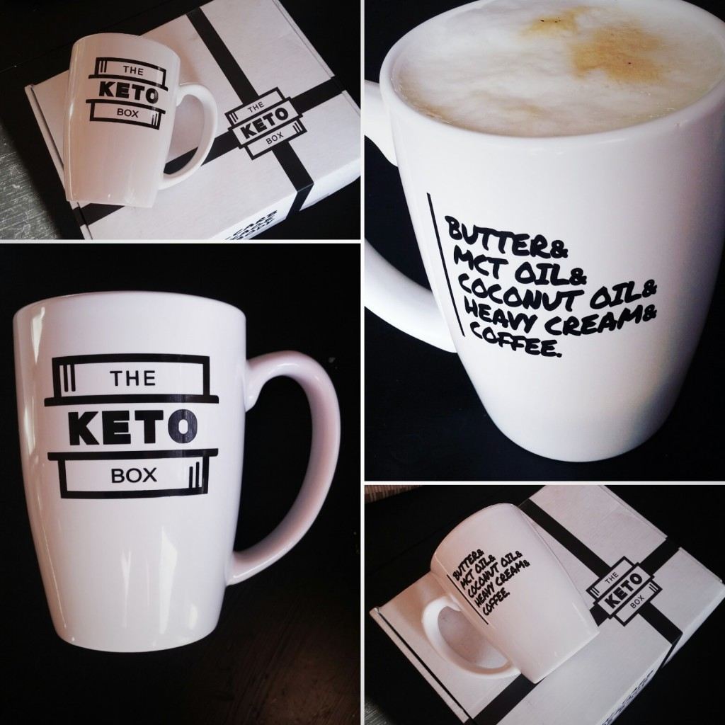 The Keto Box Mug MUG11