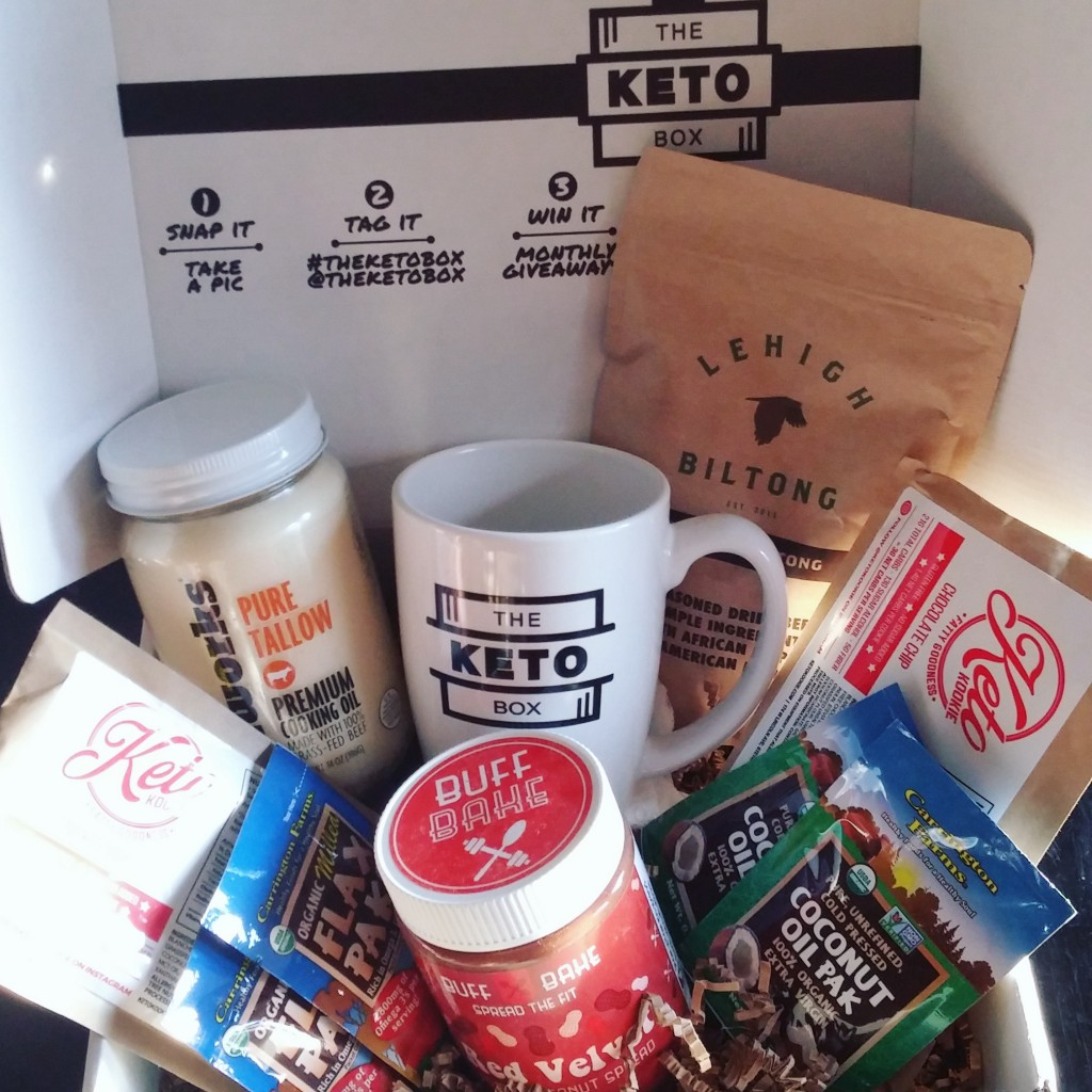 The Keto Box April 2017