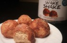 WakeShake Keto Doughnut Holes