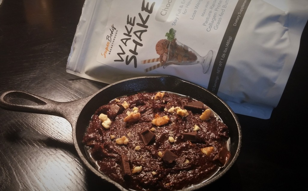 Low Carb Skillet Brownie Recipe