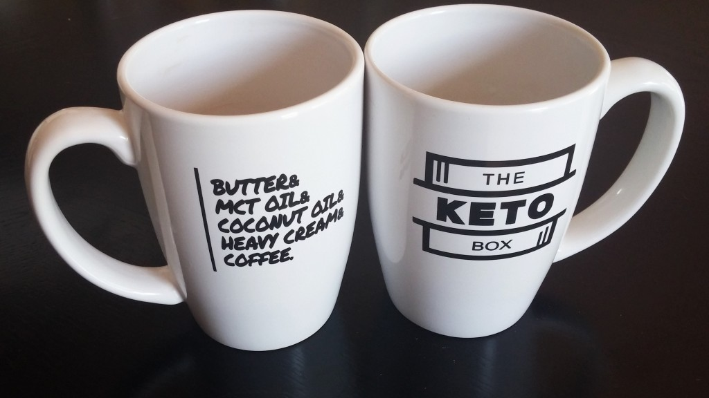 The Keto Box Review Mug