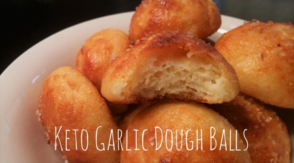 Keto Garlic Dough Balls