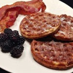 Low Carb Waffle French Toast