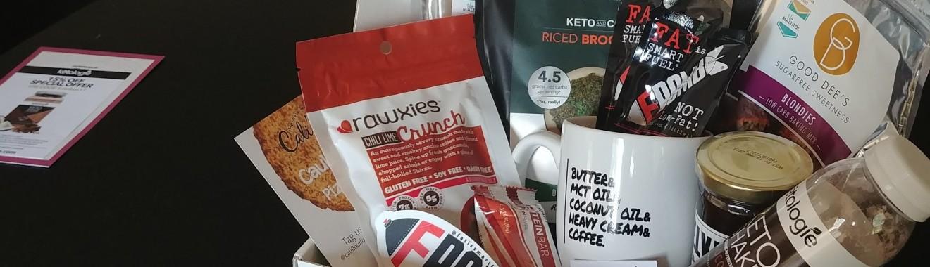 The Keto Box July 2017 Review
