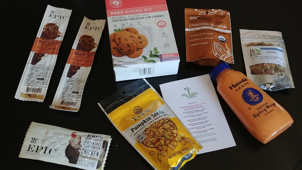 My Keto Snack Box Review