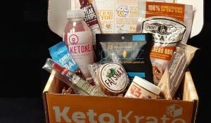 Keto Krate July Review