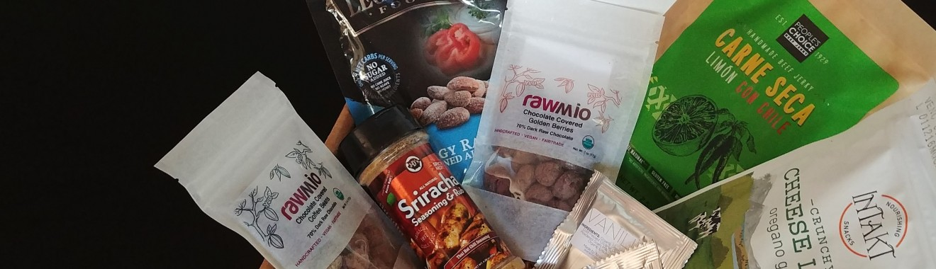 My Keto Snack Box August Review