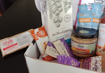 The Keto Box August Review
