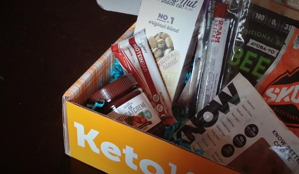 Keto Krate September Review