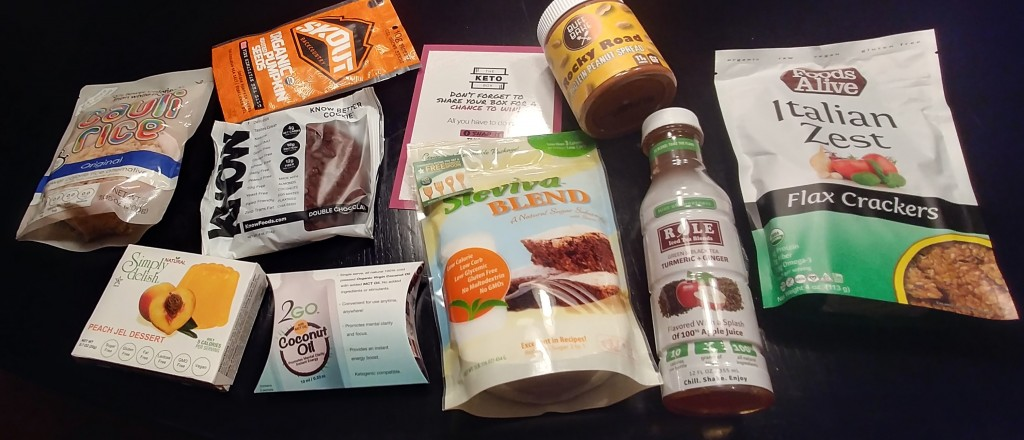 The Keto Box October Review