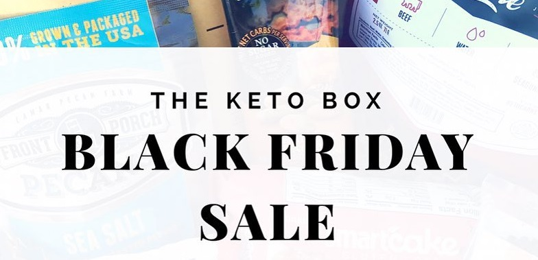 Black Friday The Keto Box