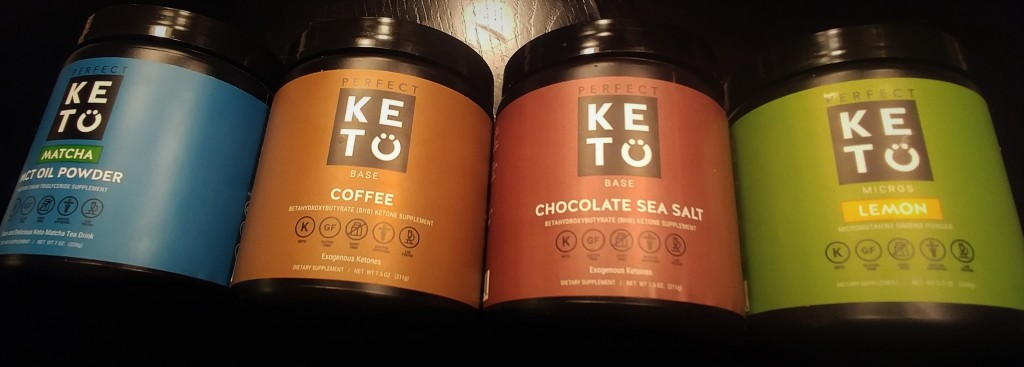 Keto Black Friday Deals