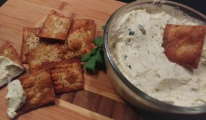 Keto Cheese and Herb Spread Recipe