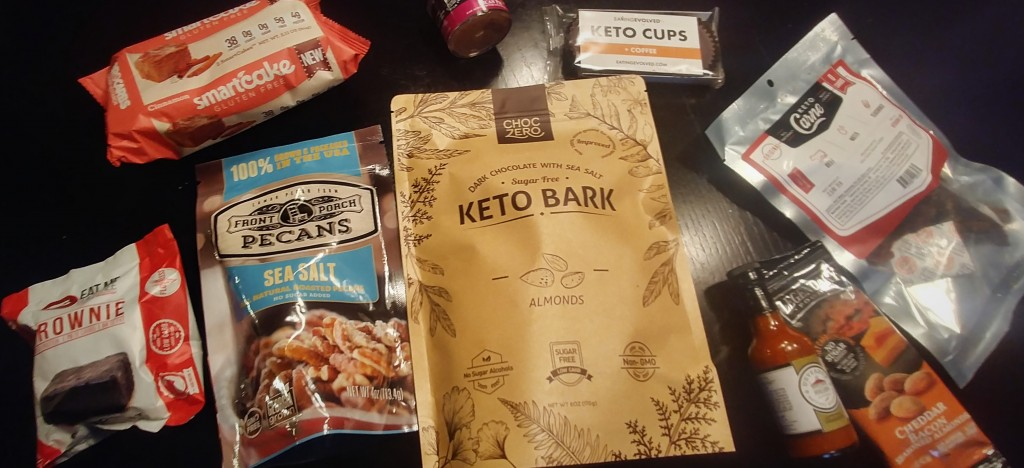 The Keto Box November 2017 Review 1