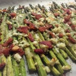 Keto Cheese Bacon Asparagus