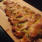 Keto Chicken Christmas Bread
