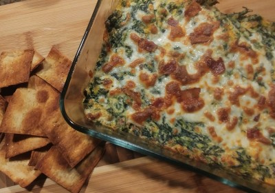 Keto Spinach Dip Recipe