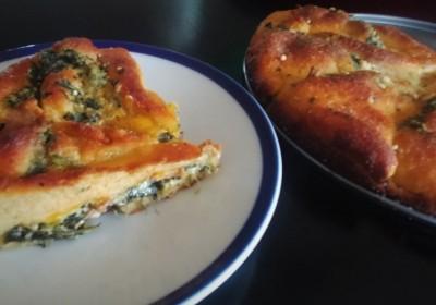 Keto Stuffed Bread