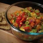 Keto Avocado Salsa Recipe