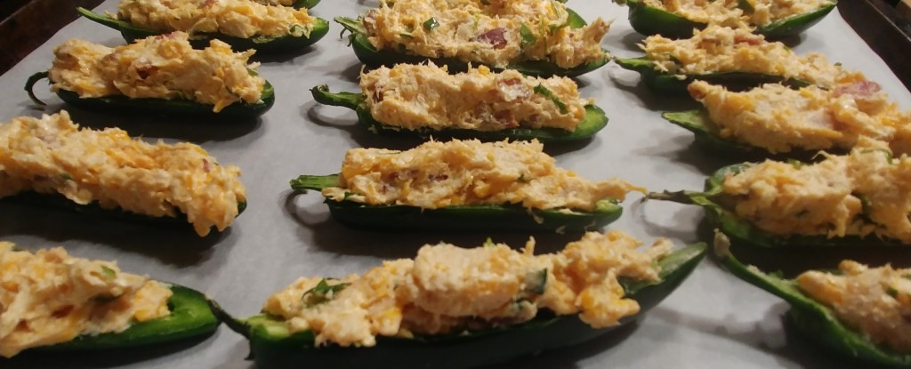 Keto Jalapeno Popper Recipe