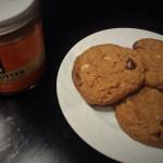 Keto Chocolate Chip Macadamia Cookies