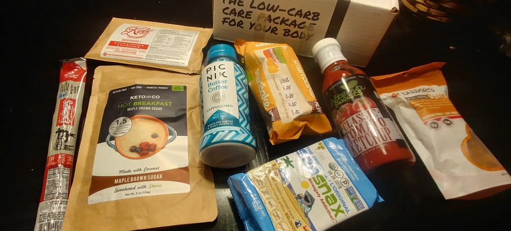 The Keto Box Jan 18