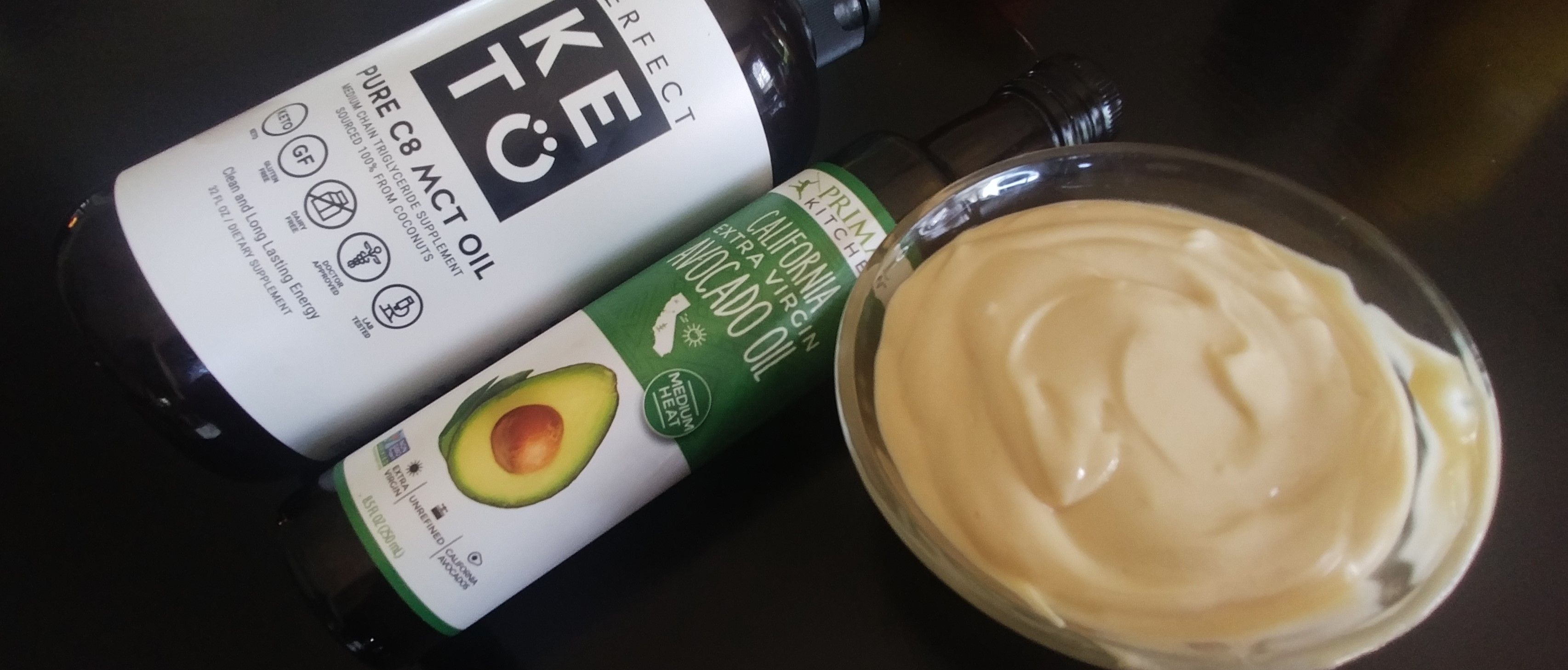 Easy Keto Mayo with MCTs