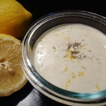 Keto Lemon Dill Aioli Recipe