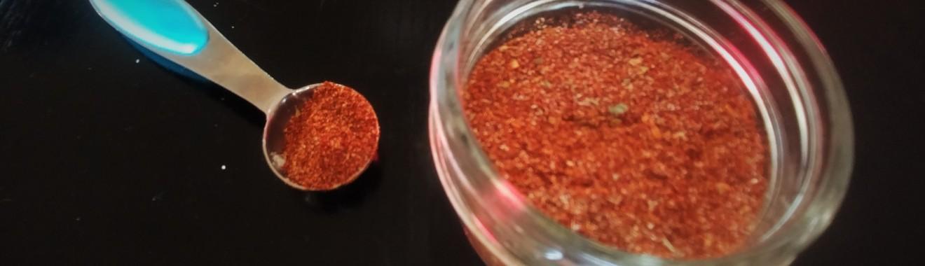 Keto Taco Seasoning Mix Recipe