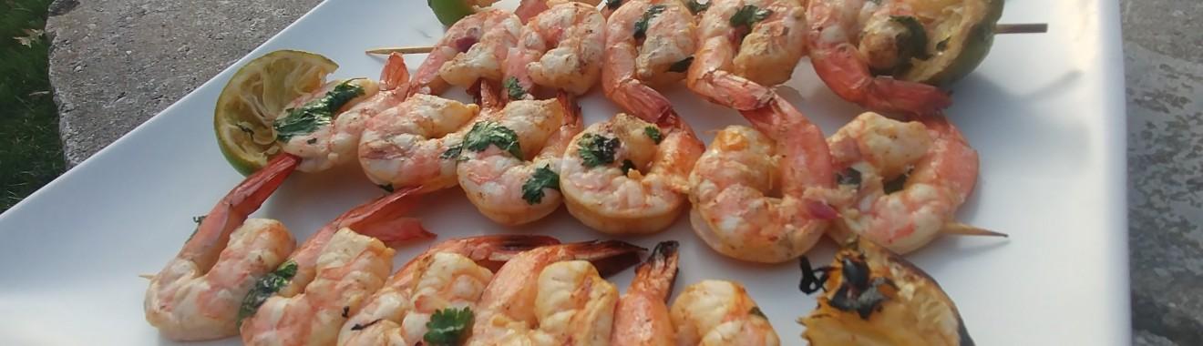 Keto Cilantro Lime Shrimp Recipe