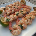 Keto Grilled Shrimp Recipe