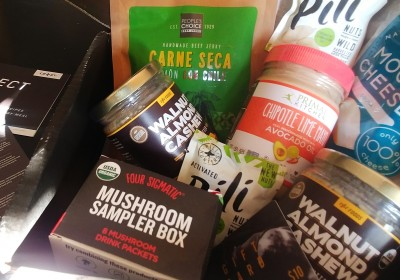 Onnit Keto Box Review July 2018a