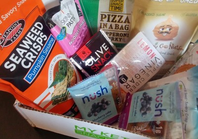 My Keto Snack Box Review August18