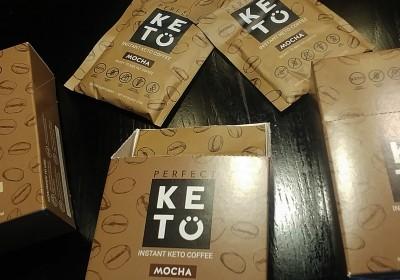 Perfect Keto Instant Keto Coffee Review