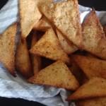 Crunchy Keto Pita Chip Recipe