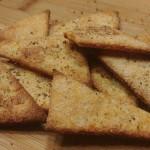 Keto Pita Chip Recipe
