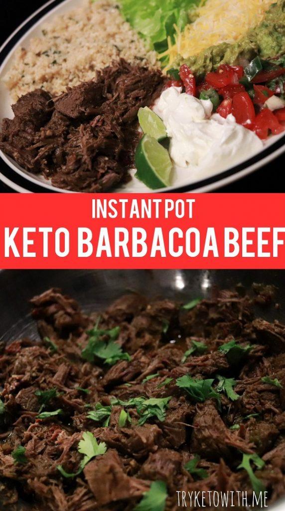 Instant Pot Keto Barbacoa Beef - TryKetoWith Me