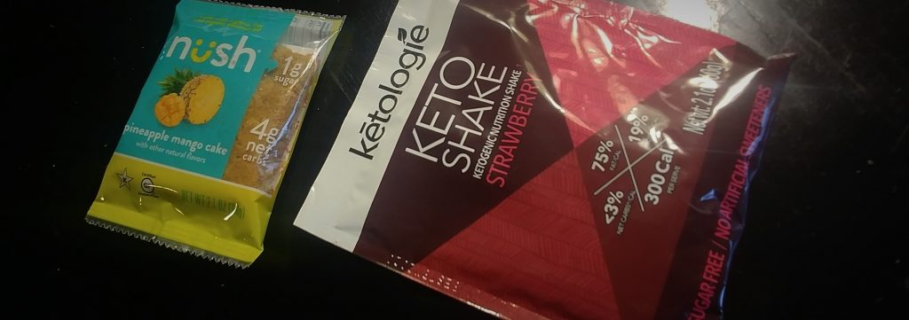 Keto Krate February 2019 Review - TryKetoWith Me