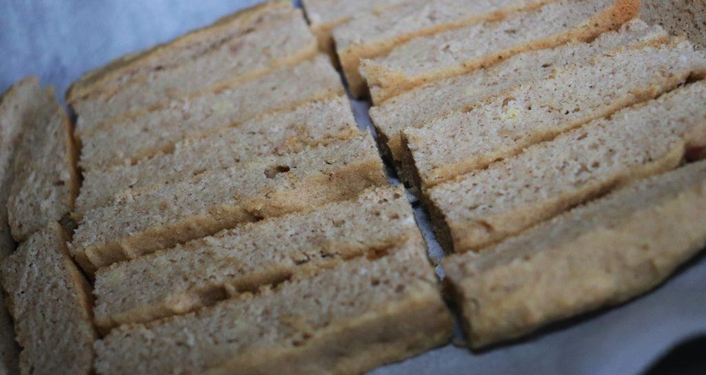 Keto French Toast Sicks Bread