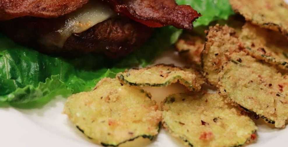 Easy Keto Zucchini Chips Tryketowith Me